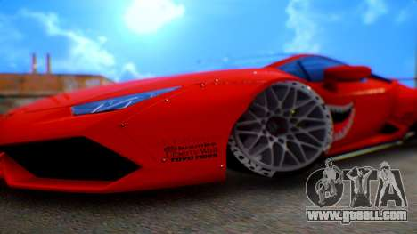 Axygen ENB for GTA San Andreas third screenshot