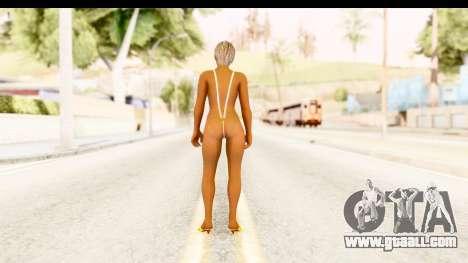 DoA Lisa Hamilton White for GTA San Andreas
