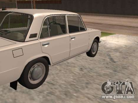 VAZ 21013 Krasnoyarsk for GTA San Andreas right view