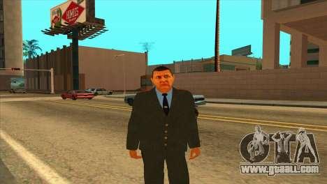 Karpov v1 for GTA San Andreas second screenshot