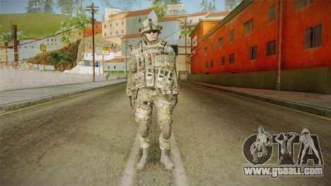 Multicam US Army 1 v2 for GTA San Andreas second screenshot
