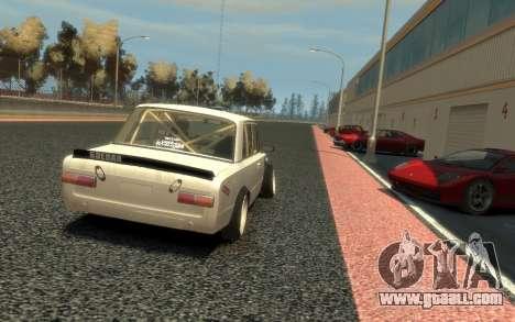 VAZ 2101 Combat Classic (Paul Black prod.) for GTA 4 side view