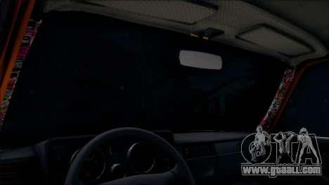 VAZ 2105 Piglet 1.0 for GTA San Andreas inner view