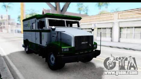 GTA 5 Stockade v1 for GTA San Andreas