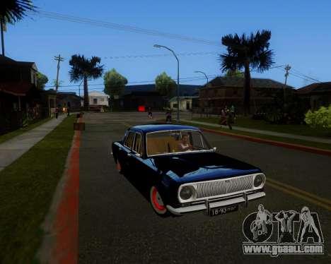 GAZ 2401 for GTA San Andreas right view