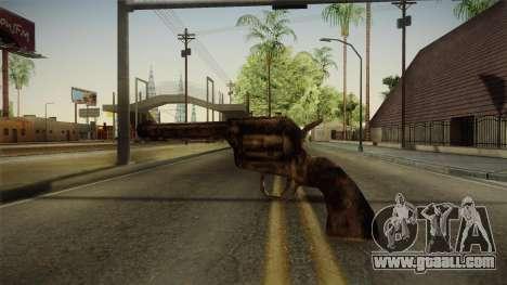 Silent Hill 2 - Pistol 2 for GTA San Andreas third screenshot