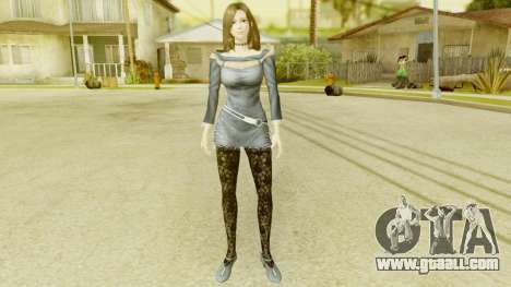 Fatal Frame 5 - Hisoka for GTA San Andreas