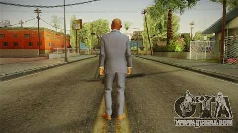 Quantum Break - Martin Hatch (Lance Reddick) for GTA San Andreas third screenshot