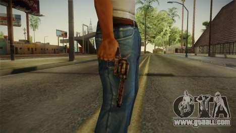 Silent Hill 2 - Pistol 2 for GTA San Andreas
