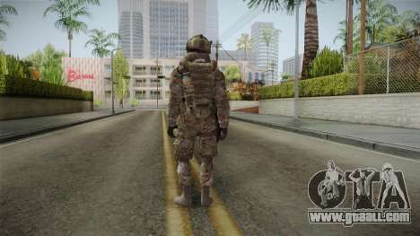 Multicam US Army 5 v2 for GTA San Andreas