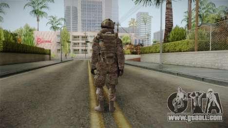 Multicam US Army 5 v2 for GTA San Andreas third screenshot