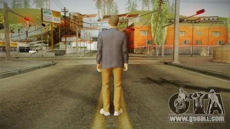 Quantum Break - William Joyce (Dominic Monaghan) for GTA San Andreas third screenshot
