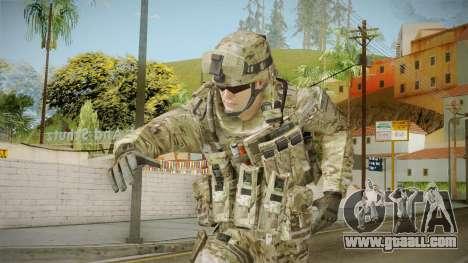 Multicam US Army 1 v2 for GTA San Andreas