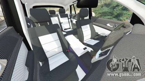GTA 5 Mercedes-Benz GLE 450 AMG 4MATIC (C292) [add-on] front right side view