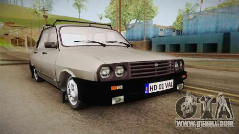 Dacia 1310 TX 1986 for GTA San Andreas