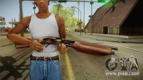 Silent Hill 2 - Shotgun for GTA San Andreas