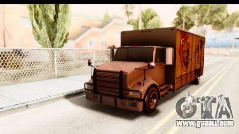 GTA 4 Vapid Benson for GTA San Andreas
