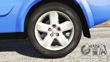 Toyota RAV4 (XA20) [replace] for GTA 5