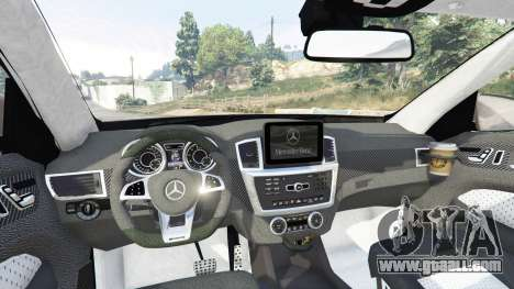GTA 5 Mercedes-Benz GLE 450 AMG 4MATIC (C292) [add-on] right side view