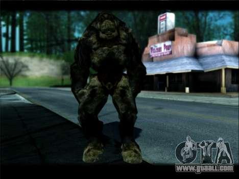 DOOM 3 - Hunter Invulnerability for GTA San Andreas forth screenshot