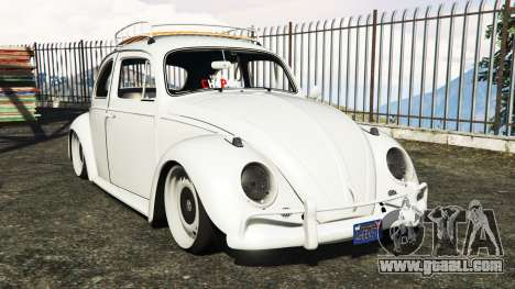 Volkswagen Fusca 1968 v1.0 [add-on] for GTA 5