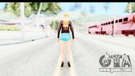 Sarah Hyland for GTA San Andreas third screenshot