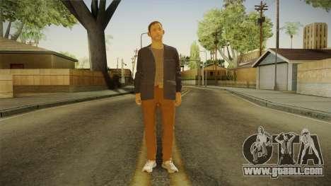 Quantum Break - William Joyce (Dominic Monaghan) for GTA San Andreas second screenshot