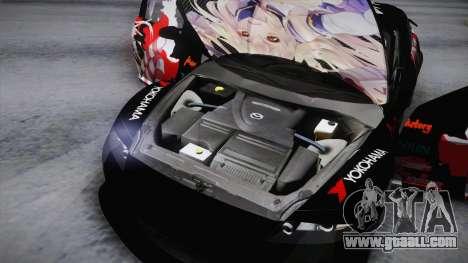 Mazda RX-8 VIP Stance Shimakaze Itasha for GTA San Andreas side view