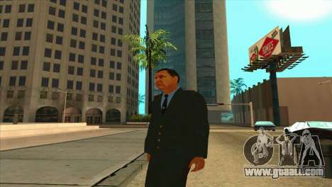 Karpov v1 for GTA San Andreas third screenshot