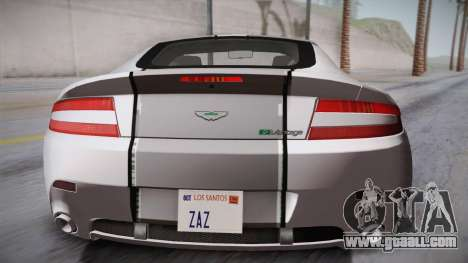NFS: Carbon TFKs Aston Martin Vantage for GTA San Andreas back view
