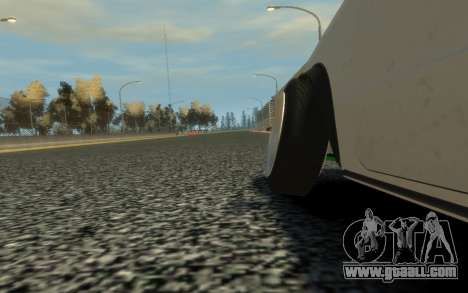 VAZ 2101 Combat Classic (Paul Black prod.) for GTA 4 inner view