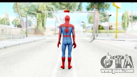 Marvel Heroes - Spider-Man Civil War for GTA San Andreas third screenshot