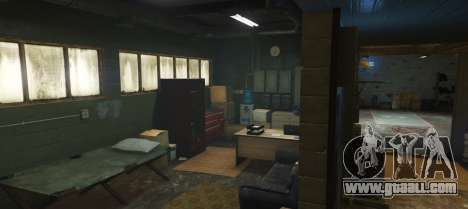 GTA 5 Open All Interiors v5 third screenshot
