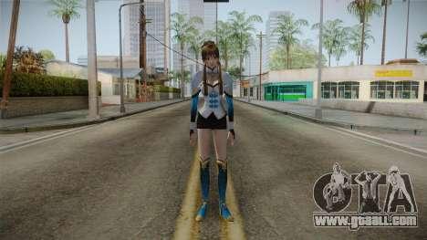 Wang Yuanji DW7 for GTA San Andreas second screenshot