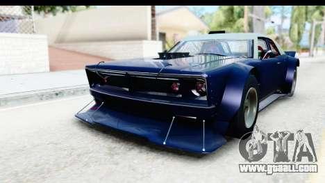 GTA 5 Declasse Tampa Drift for GTA San Andreas