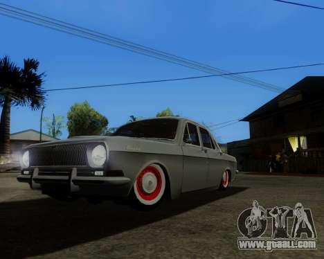 GAZ 2401 for GTA San Andreas