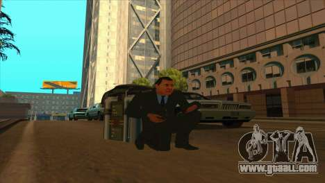 Karpov v1 for GTA San Andreas sixth screenshot