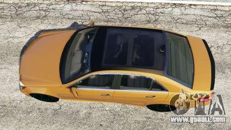 Mercedes-Benz E63 (W212) AMG 2010 [add-on] for GTA 5