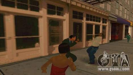 Karpov v1 for GTA San Andreas fifth screenshot