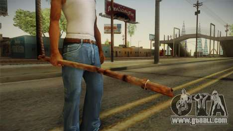 Silent Hill 2 - Weapon 1 for GTA San Andreas