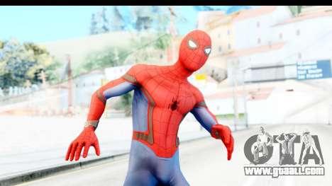 Marvel Heroes - Spider-Man Civil War for GTA San Andreas