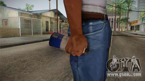 Silent Hill 2 - Can for GTA San Andreas