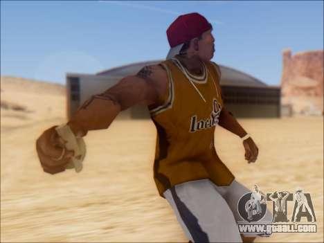 GTA 5 Grenade for GTA San Andreas second screenshot