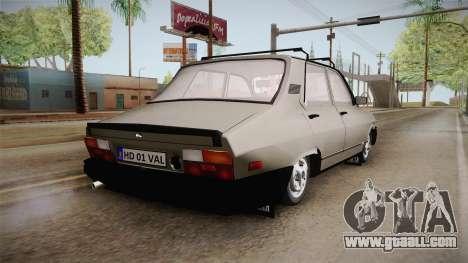 Dacia 1310 TX 1986 for GTA San Andreas left view