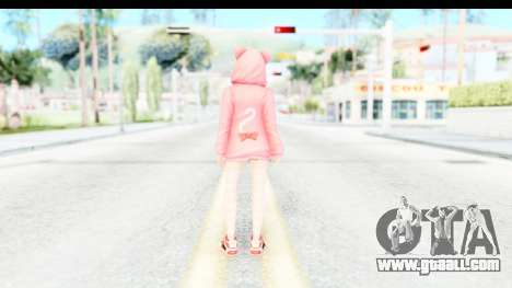 Marie Rose Newcomer for GTA San Andreas