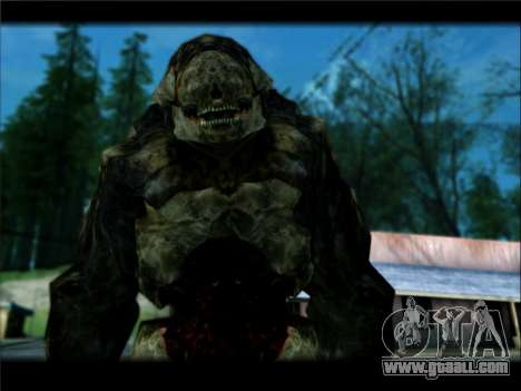 DOOM 3 - Hunter Invulnerability for GTA San Andreas third screenshot