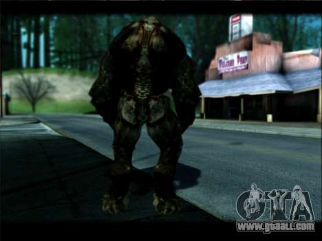 DOOM 3 - Hunter Invulnerability for GTA San Andreas fifth screenshot