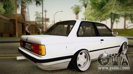 BMW M3 E30 Stance for GTA San Andreas left view