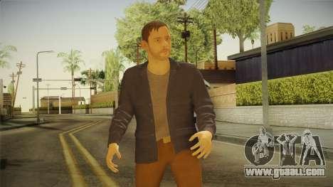 Quantum Break - William Joyce (Dominic Monaghan) for GTA San Andreas