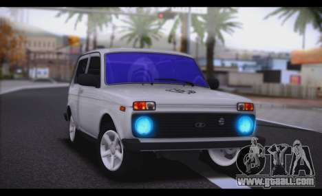VAZ 2121 Bpan for GTA San Andreas